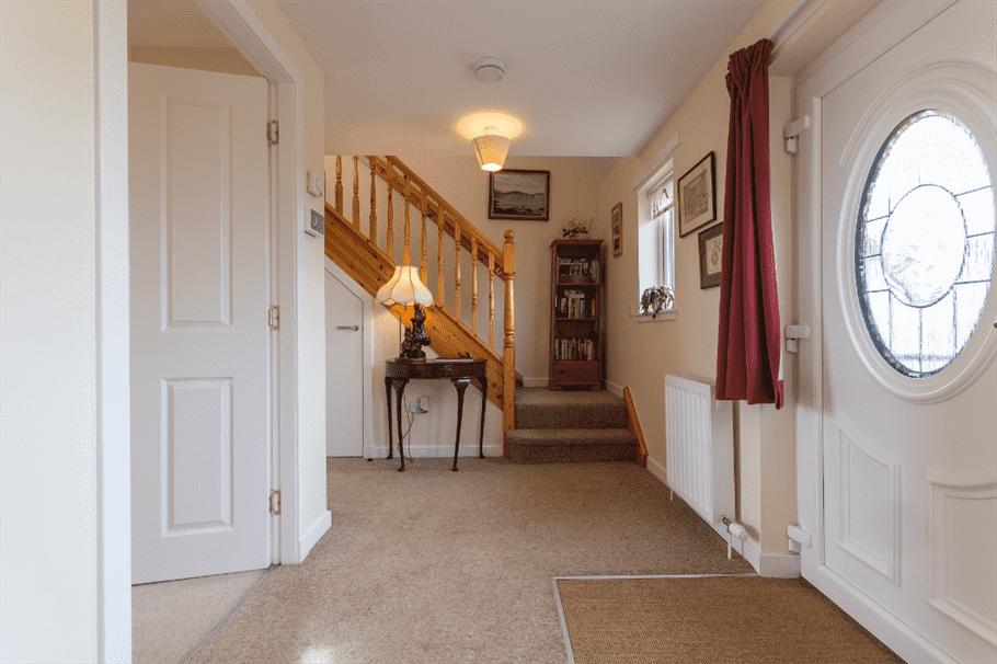 Garden Cottage Hallway