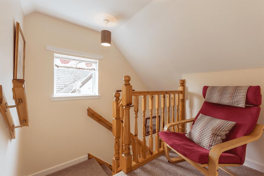 Garden Cottage Stairway